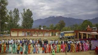 Jammu And Kashmir: Udhampur Witnesses Brisk Polling, Srinagar Not Much