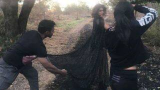 Television Hottie Jennifer Winget Gives Sneak Peek Into Her Latest Photoshoot, Picture Will Leave You Excited