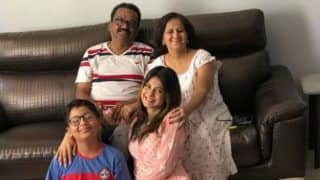 Television Hottie Jennifer Winget Shares Adorable Family Picture to Wish Her Fans 'Happy Easter'