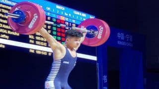 Jeremy Lalrinnunga Smashes Youth World Record, National Senior Record in Asian Weightlifting Championship