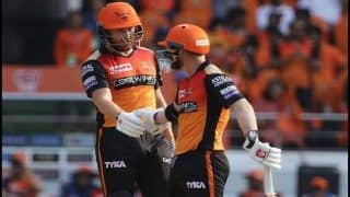 Sunrisers Hyderabad Captain Kane Williamson Hails David Warner And Jonny Bairstow, Says They Are World Class after Win Against KXIP