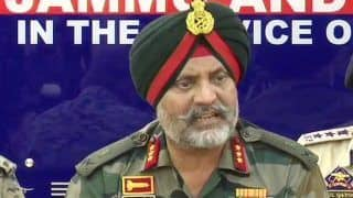 Post-Pulwama, We Had Targeted JeM's Leadership And Will Continue to Suppress Terror Outfit: KJS Dhillon