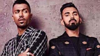 KL Rahul, Hardik Pandya Slapped Rs 20 lakh Fine For Misconduct on TV Show