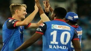 IPL 2019 Match 30 Report: Kagiso Rabada, Keemo Paul Lead Delhi Capitals to 39-run win over Sunrisers Hyderabad, DC Move to 2nd Spot in Points Table