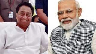 Modi Has Forgotten Vyapam Scam, Nothing Will be Found in IT Raids: Kamal Nath Hits Backs at PM
