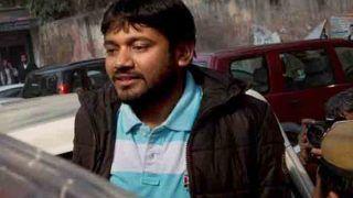 बिहार में कन्हैया कुमार के काफिले पर फिर से हमला, वाहन क्षतिग्रस्त, कई घायल