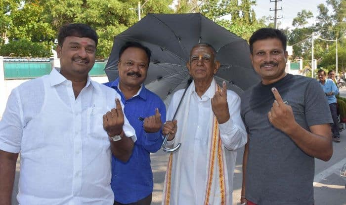 Karnataka: Estimated 65.23 Per Cent Voter Turnout Recorded Till 6 PM