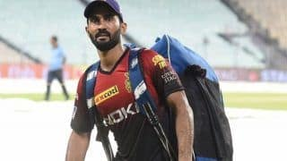 IPL 2019: Dinesh Karthik Defends His On-Field Outburst, Says 'Won't Mind if my Anger Gets Best Out of Boys'