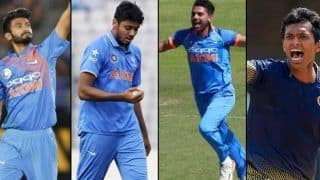World Cup 2019: BCCI ने खोल चार गेंदबाजों की किस्मत का ताला, टीम इंडिया के साथ जायेंगे इंग्लैंड