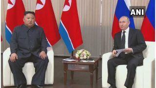 पुतिन ने किम से कहा, कोरियाई प्रायद्वीप में 'सकारात्मक' प्रयासों को समर्थन देना चाहता है रूस