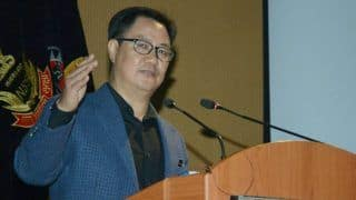 There is Strong Wave in Favour of BJP in Ladakh Region: Kiren Rijiju