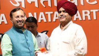 Gurjar Quota Agitation Leader Kirori Singh Bainsla, His Son Join BJP