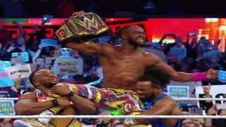 Wrestlemania 35: Kofi Kingston Registers History, Defeats Daniel Bryan to Become First African-American Wrestler to Win WWE Grand Slam | WATCH