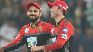 RCB Can't Just Rely on Virat Kohli, AB de Villiers to Win IPL: Moeen Ali
