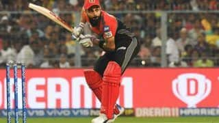 IPL 2019: Was Important For me to Bat Through in AB's Absence: Kohli