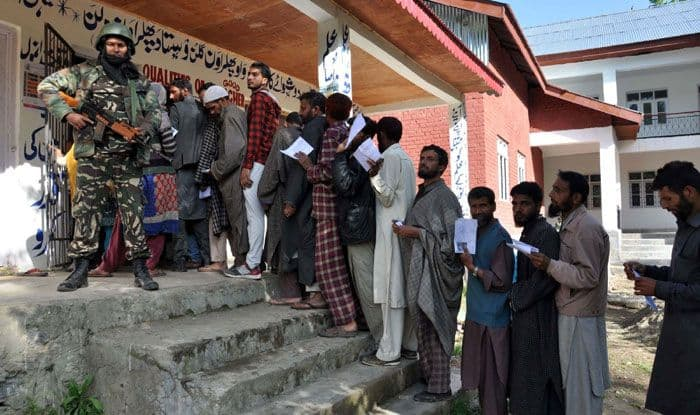 Jammu And Kashmir: 10 Per Cent Turnout For Anantnag LS Seat in Kulgam