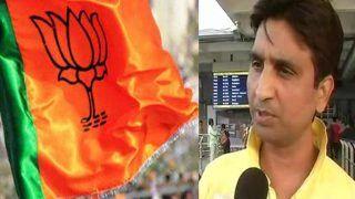 बीजेपी दे सकती है कुमार विश्वास को टिकट, दिल्ली में भाजपा के लिए कर सकते हैं चुनाव प्रचार