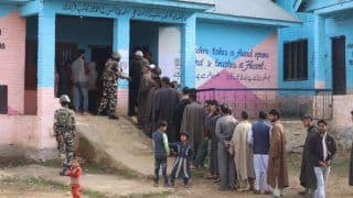 Jammu And Kashmir Lok Sabha Election: Over 57 Per Cent Turnout Recorded