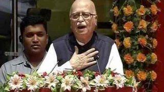 लालकृष्ण आडवाणी ने भाजपा स्थापना दिवस पर तोड़ी चुप्पी, कहा- राजनीतिक असहमति 'राष्ट्र विरोध' नहीं
