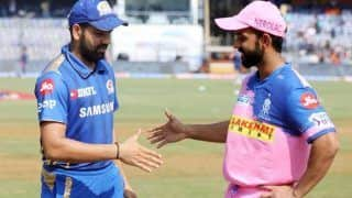 IPL 2019: Mumbai Indians Become First Team to Play 200 IPL Games as Rohit Sharma is Going to Lead For 100th Time vs Rajasthan Royals