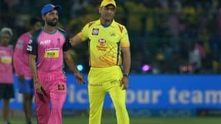 IPL 2019: Sourav Ganguly Backs MS Dhoni's On-Field Argument With Umpires, Says Everyone is a Human