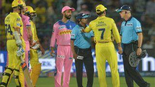 धोनी के गुस्से से नाराज हुए कई पूर्व खिलाड़ी, कहा- कप्तान को नहीं करना चाहिए ऐसा