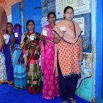 Maharashtra: Average 35.70 Per Cent Voter Turnout Recorded Till 1 PM