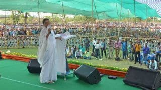 Mamata Banerjee Alleges Central Forces Are Asking Voters to Vote For BJP