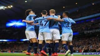 Premier League 2018-19 Crystal Palace vs Manchester City Football Live Streaming Online in India, TV Broadcast, Timing IST, Team News, Starting 11, Dream11, When, Where to Watch