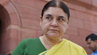 Election Commission Strongly Condemns Maneka Gandhi's 'ABCD' Remark