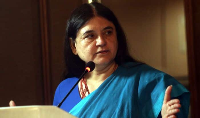 BJP's Maneka Gandhi Issued Show-Cause Notice Over Communal Remarks in UP