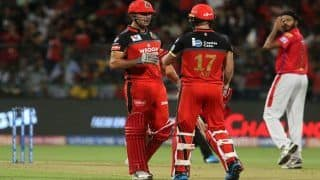 IPL 2019: Marcus Stoinis Reveals Reason Behind RCB's Turnaround, Says Right Attitude is Key to Success