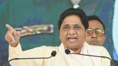 'Congress is Deceitful,' Mayawati Cries After All 6 BSP MLAs Switch Sides in Rajasthan