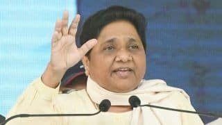 BJP First Freed Masood Azhar, Now It's Trying to Gather Votes in His Name: Mayawati