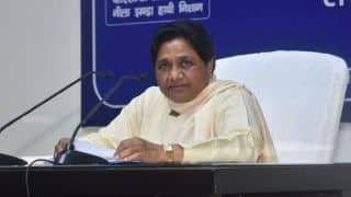 Mayawati Threatens to 'Reconsider' Support to Congress Government in MP