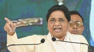 EC Ignores Poll Code Violation by BJP, Alleges Mayawati