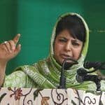 Mehbooba Mufti Attacks Amit Shah, Says His Attempt to 'Quick Fix' Kashmir Situation 'Ridiculously Naive'