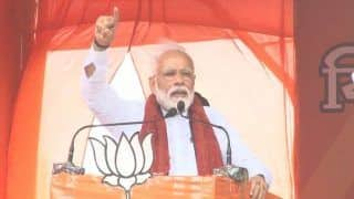 'Speed-breaker Didi' Supporting People Who Want Two Prime Ministers in India, PM Modi Attacks Mamata