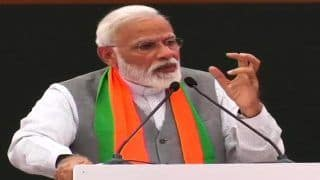 Moving Ahead With 'One Mission, One Direction': PM Modi at BJP Manifesto Launch