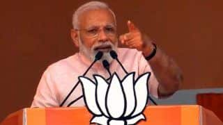 PM Narendra Modi in West Bengal, Tripura And Manipur Today to Pitch For BJP Candidates Ahead of Lok Sabha Polls