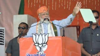 Narendra Modi's Veiled Dig at Lalu Prasad: Days of Lantern Are Over in Bihar