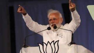Cong Has Insulted Backward Communities by Calling Them Thieves: PM Modi