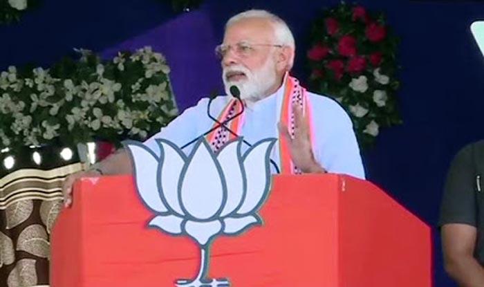 PM Narendra Modi in Junagadh