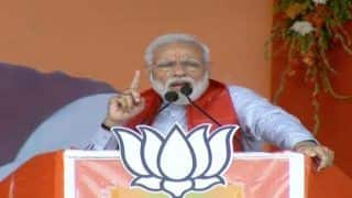 PM Modi Says Opposition Having Sleepless Nights as BJP Wave Grows