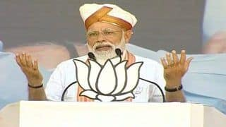 PM Modi Asks First-Time Voters to Dedicate Votes to 'Air Strike' Men