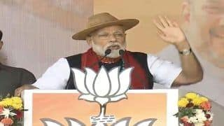PM Modi in Arunachal: Congress Manifesto is Full of Lies And Hypocrisy