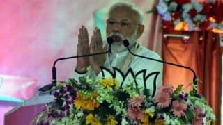 Pro-Incumbency Wave Being Witnessed For First Time in Country: Modi