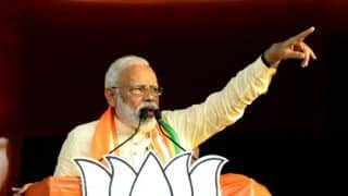 A Strong Nation Needs a Strong Prime Minister, PM Modi Jabs Opposition