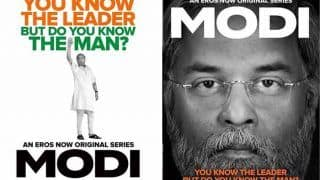 फिल्म के बाद अब वेब सीरीज 'Modi-Journey of a Common Man' की रिलीज पर भी लगी रोक
