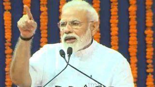 राफेल के जवाब में मोदी ने निकाला बोफोर्स का जिन्न, कहा- पिता के पाप से दबे हैं राहुल गांधी